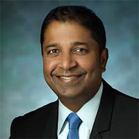 Vice Chair, Madhav Thambisetty, MD, PhD