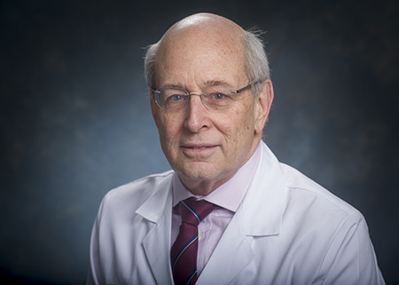 Headshot of Dr. Lazar in white medical coat