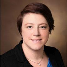 Headshot of Kimberly Albert