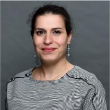 Headshot of Sanaz Sedaghat