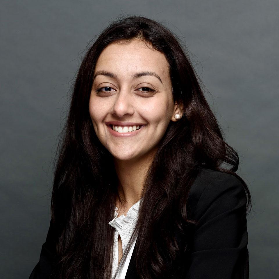 Headshot of Reem Waziry